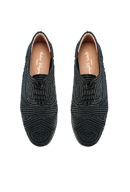 ROBERT CLERGERIE pinto platform oxfords