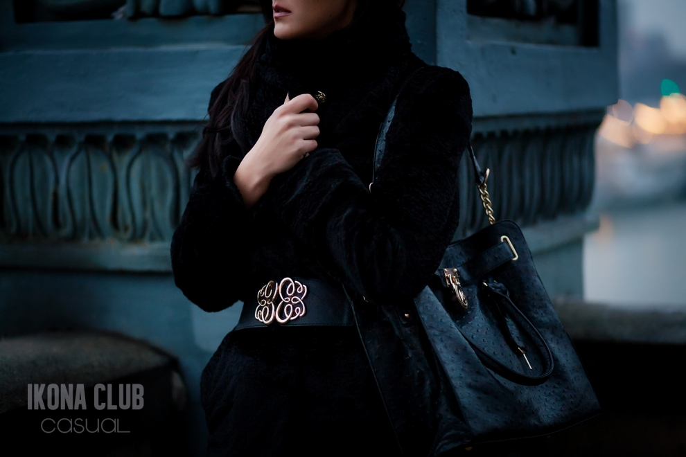 Street fashion photo | Winter style