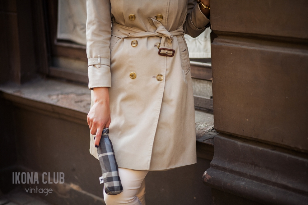 Street style | Trench coat