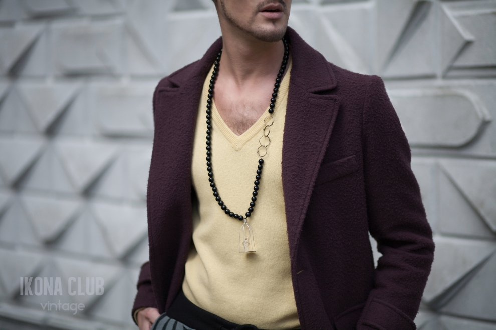 Simeon Shomov | Mens necklace