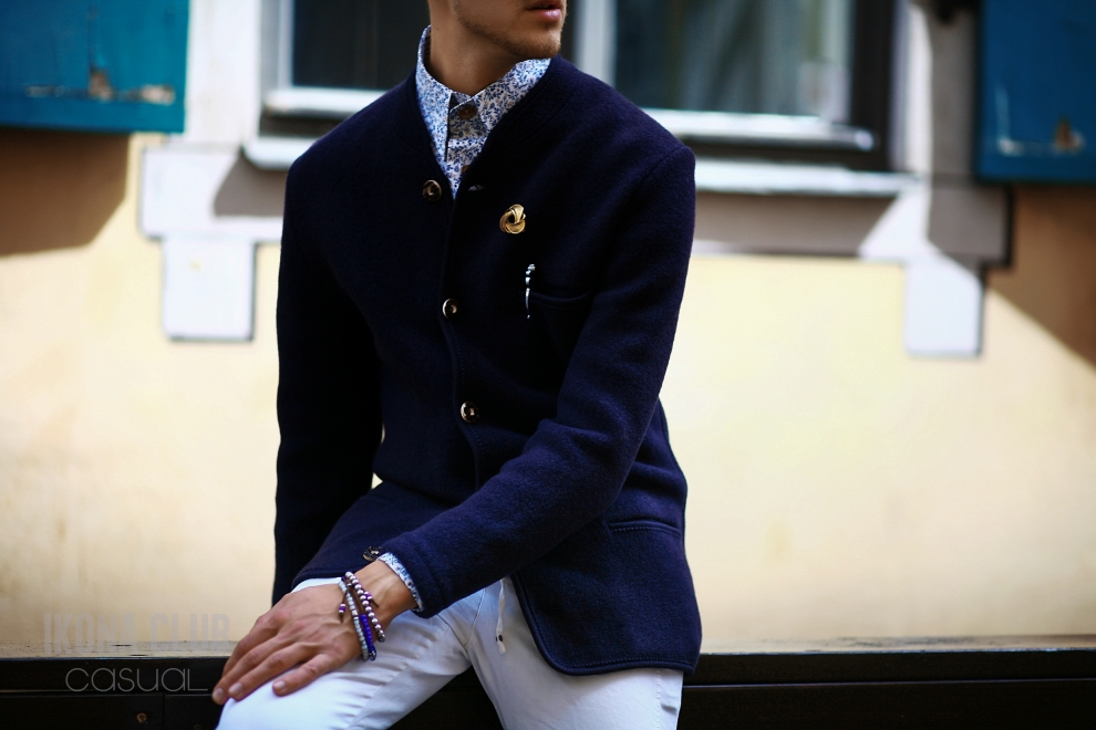 Street style | Mens pin