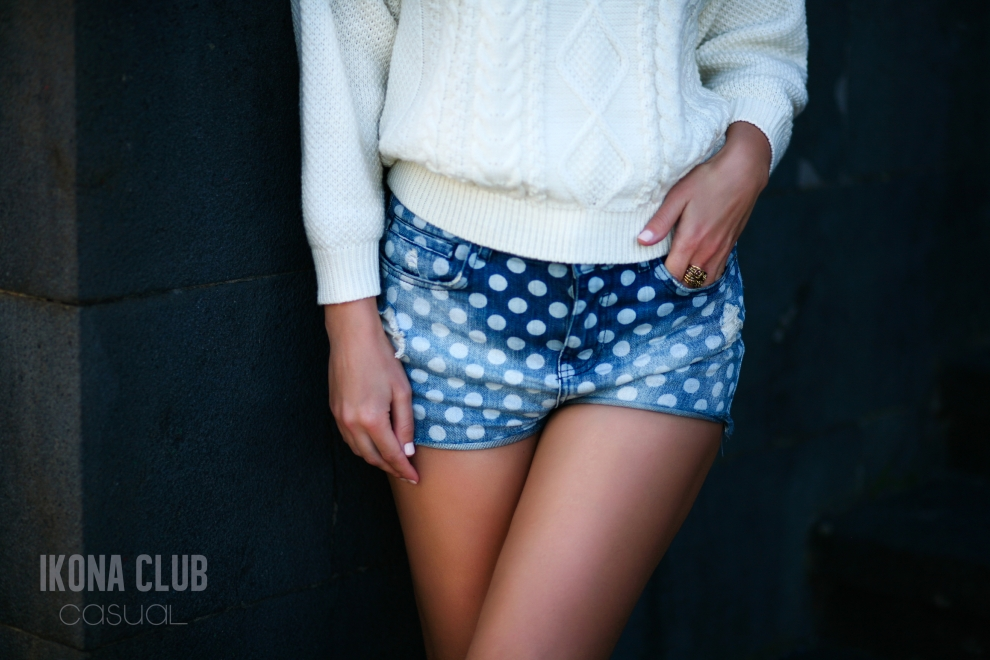 Fashion | Womens denim shorts