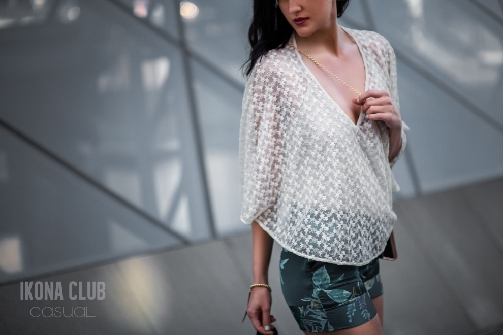 Fashion | Womens silk shorts