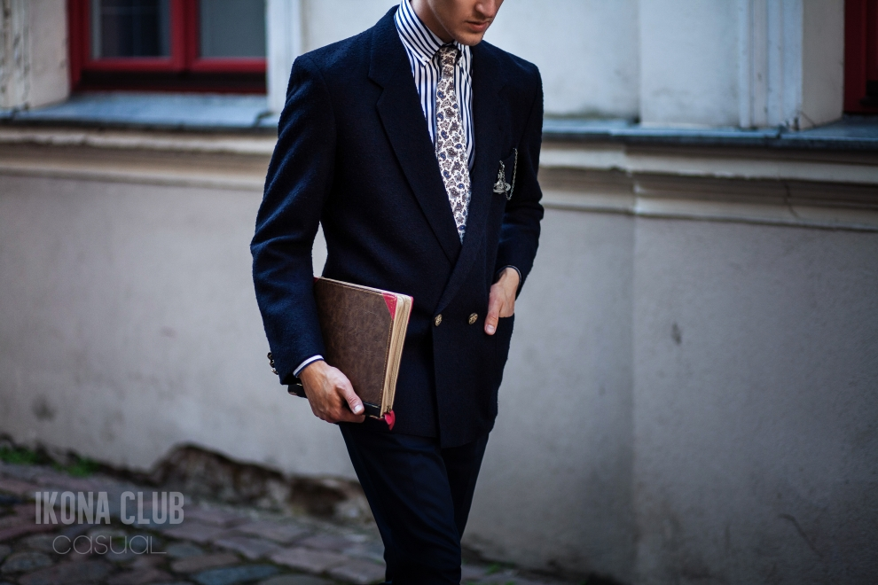 Fashion | Club blazer