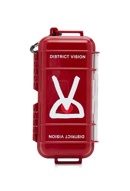 DISTRICT VISION Knox trail case