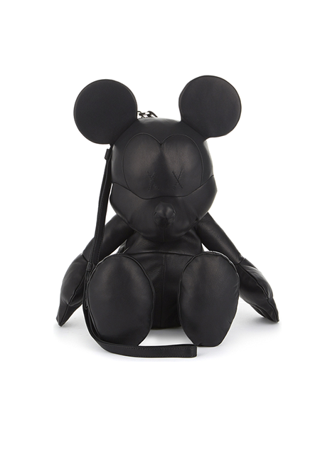 CHRISTOPHER RAEBURN.mickey mouse leather bag