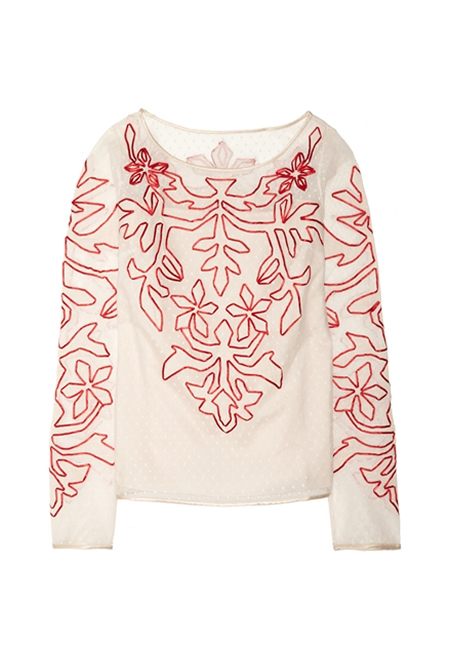 Top ALICE BY TEMPERLEY. Women's collection. Online boutique.