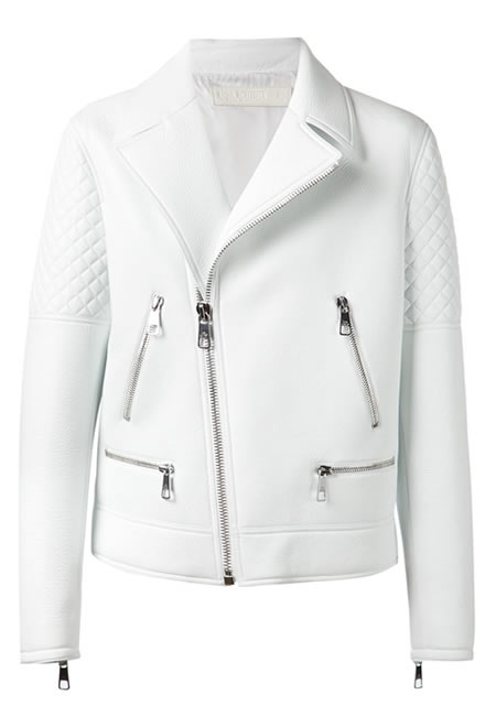 NEIL BARRET classic biker jacket