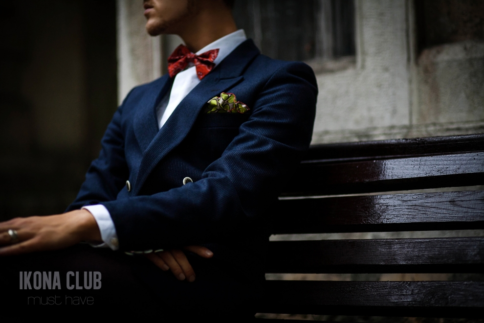 Creative Black Tie | Dress-code